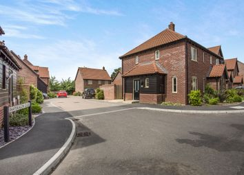 Thumbnail 2 bed semi-detached house for sale in Snapdragon Close, Attleborough