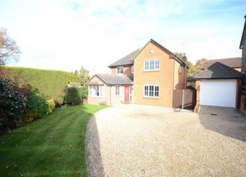 Thumbnail 4 bedroom detached house for sale in Chaffinch Close, Tilehurst, Reading