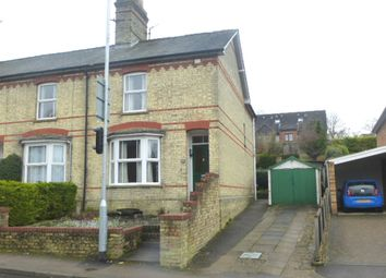 Thumbnail 2 bedroom terraced house for sale in Barkway Road, Royston