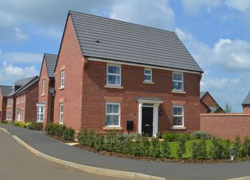 "Thumbnail 3 bed detached house for sale in ""Hadley"" at Warkton Lane, Barton Seagrave, Kettering"