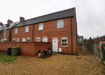 2 bed end terrace house for sale in St. Catherines Grove, Lincoln LN5