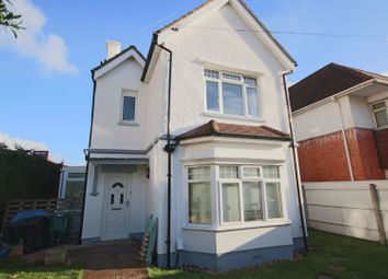 Thumbnail 3 bed flat for sale in Seaward Avenue, Bournemouth