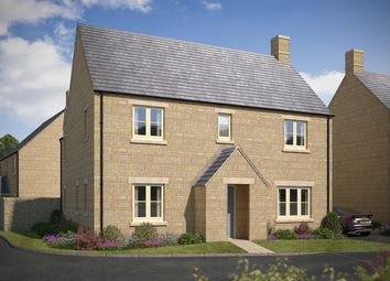Thumbnail 4 bed detached house for sale in Station Road, Bourton-On-The-Water, Gloucestershire