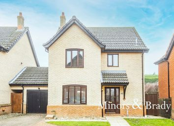 3 bed link-detached house for sale in Hazel Grove, Dereham NR20