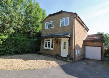 Thumbnail 3 bed detached house for sale in Downscroft Gardens, Hedge End, Southampton