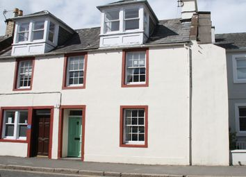 Thumbnail 3 bed terraced house for sale in High Street, Kirkcudbright