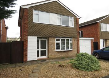Thumbnail 4 bed detached house for sale in Elm Drive, Market Harborough