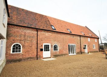 Thumbnail 3 bed property to rent in Stow Heath Road, Felmingham, Norfolk
