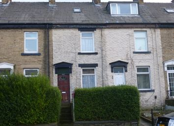 Thumbnail 2 bed terraced house for sale in New Hey Road, Bradford