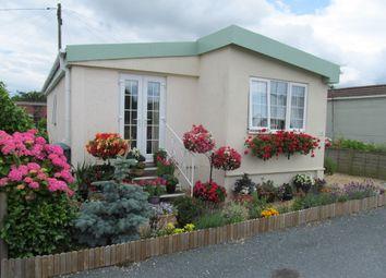 Thumbnail 2 bedroom mobile/park home for sale in Sheep Bridge Park (Ref 5358), Kings Lynn, Norfolk
