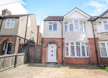 Thumbnail 3 bed semi-detached house for sale in Rutland Crescent, Luton, Bedfordshire, .