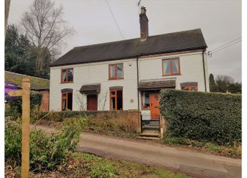 Thumbnail 4 bed detached house for sale in Maer, Newcastle