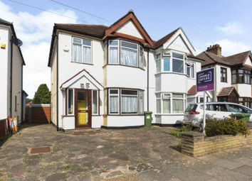 Thumbnail 3 bed semi-detached house for sale in Stanley Road, Hornchurch