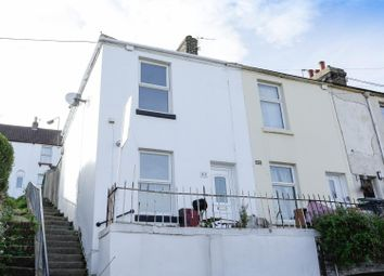 Thumbnail 2 bed end terrace house for sale in Tower Hill, Dover