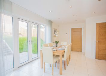 Thumbnail 3 bedroom town house for sale in Hardy Close, Kimberley, Nottingham