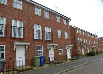 Thumbnail 4 bedroom terraced house for sale in Pingle Close, Shireoaks, Worksop