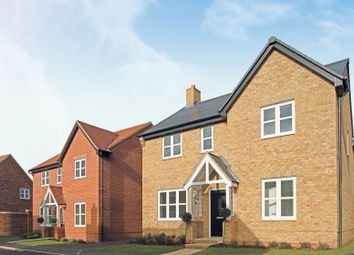 "Thumbnail 4 bed detached house for sale in ""The Berrington"" at Stocks Lane, Winslow, Buckingham"