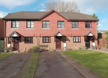 Thumbnail 3 bedroom terraced house to rent in Riverside Gardens, Crowborough, East Sussex