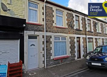 Thumbnail 3 bed terraced house for sale in Telekebir Road Hopkinstown, Pontypridd, Rhondda Cynon Taff
