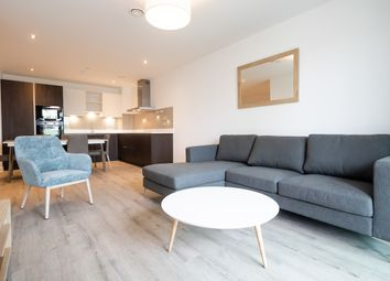 Thumbnail 3 bed flat to rent in 3, Lockside Lane, Salford