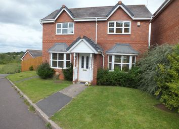 Thumbnail 3 bed detached house to rent in Moorland Heights, Biddulph, Stoke-On-Trent
