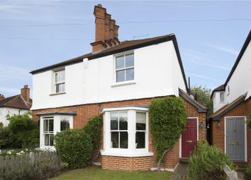 Thumbnail 2 bed semi-detached house for sale in Winterdown Road, Esher, Surrey