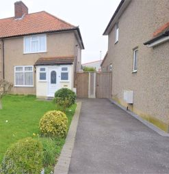 Thumbnail 3 bed end terrace house for sale in Hunters Hall Road, Dagenham, Essex