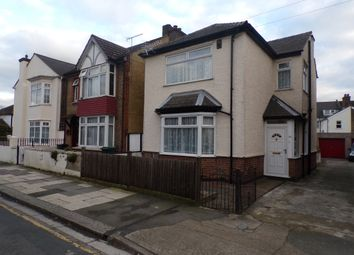 Thumbnail 3 bed detached house for sale in Campbell Road, Northfleet, Gravesend