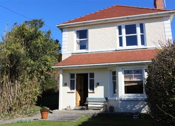 Thumbnail 3 bed detached house for sale in Bryn Carreg, Walters Lane, Llangennith, Swansea