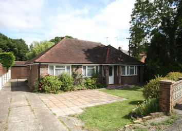 Thumbnail 3 bed detached bungalow for sale in Smallfield Road, Horley, Surrey