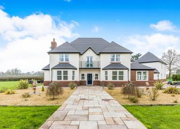Thumbnail 5 bed detached house for sale in Willowbridge, Market Drayton, Shropshire