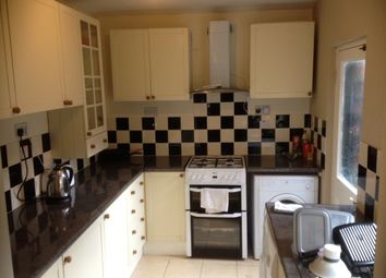 Thumbnail 5 bed terraced house to rent in Braemar Road, Fallowfield