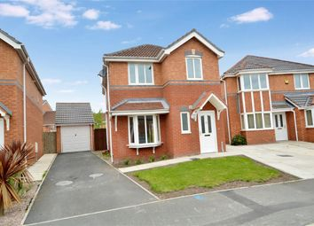 Thumbnail 3 bed detached house for sale in Goodwood Drive, Stockport, Cheshire