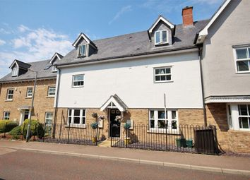 Thumbnail 5 bed terraced house for sale in Fenwick Drive, Colchester, Essex