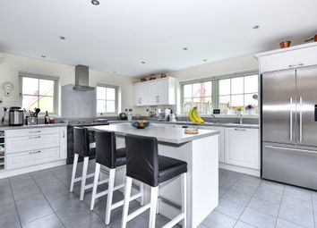 Thumbnail 5 bed detached house for sale in Wixes Piece, Ashbury, Swindon