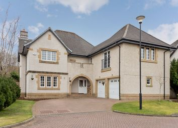 Thumbnail 5 bed detached house for sale in Barclay Place, Dunblane