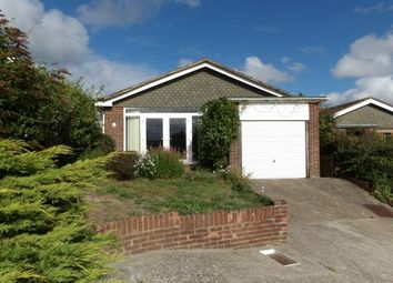 Thumbnail 4 bedroom bungalow to rent in Howey Close, Newhaven