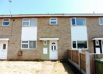 Thumbnail 3 bed terraced house for sale in Amethyst Close, Gorleston, Great Yarmouth