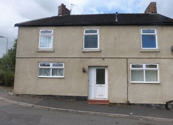 Thumbnail 1 bed flat to rent in Station Road, Biddulph, Stoke-On-Trent