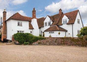 Thumbnail 5 bed detached house for sale in Ashen, Sudbury, Suffolk