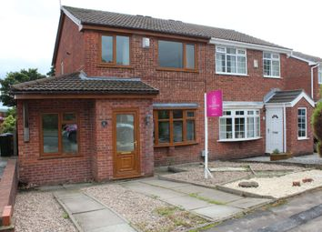 Thumbnail 4 bed semi-detached house to rent in Thimble Close, Wardle, Rochdale
