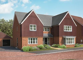 "Thumbnail 5 bedroom detached house for sale in ""The Lamberhurst"" at London Road, Westerham"