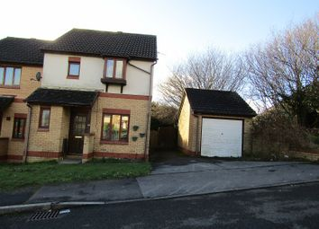 Thumbnail 3 bedroom end terrace house to rent in Llys Cilsaig, Dafen, Llanelli, Carmarthenshire.