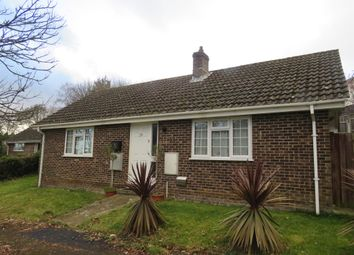 Thumbnail 2 bed detached bungalow for sale in Harness Close, Wimborne