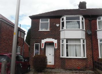 3 bed semi-detached house for sale in Betley Road, Stockport SK5