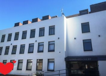 Thumbnail 2 bedroom flat to rent in Lombard Court, Lichfield