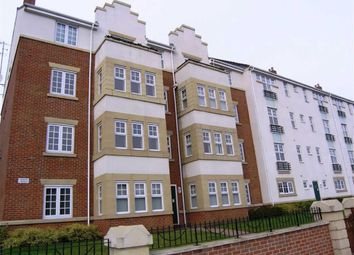 Thumbnail 2 bed flat for sale in Linacre House, Chesterfield, Derbyshire