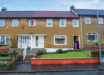 Thumbnail 3 bed terraced house for sale in Burrelton Road, Merrylee, Glasgow