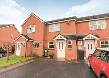 Thumbnail 2 bed terraced house to rent in Hallwood Drive, Ledbury