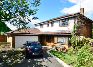 Thumbnail 4 bed detached house for sale in Newton Drive, West Bridgford